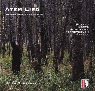 Keiko Murakami - Atem Lied: Works for Bass Flute (2017)