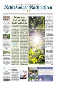 Schleswiger Nachrichten - 09. August 2019
