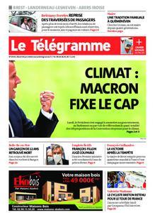 Le Télégramme Brest Abers Iroise – 30 juin 2020