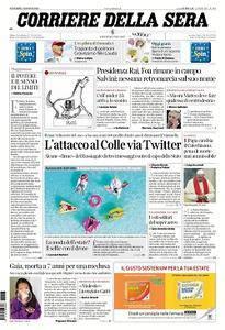 Corriere della Sera - 3 Agosto 2018