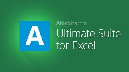 Ablebits Ultimate Suite for Excel Business Edition 2018.5.2232.9856