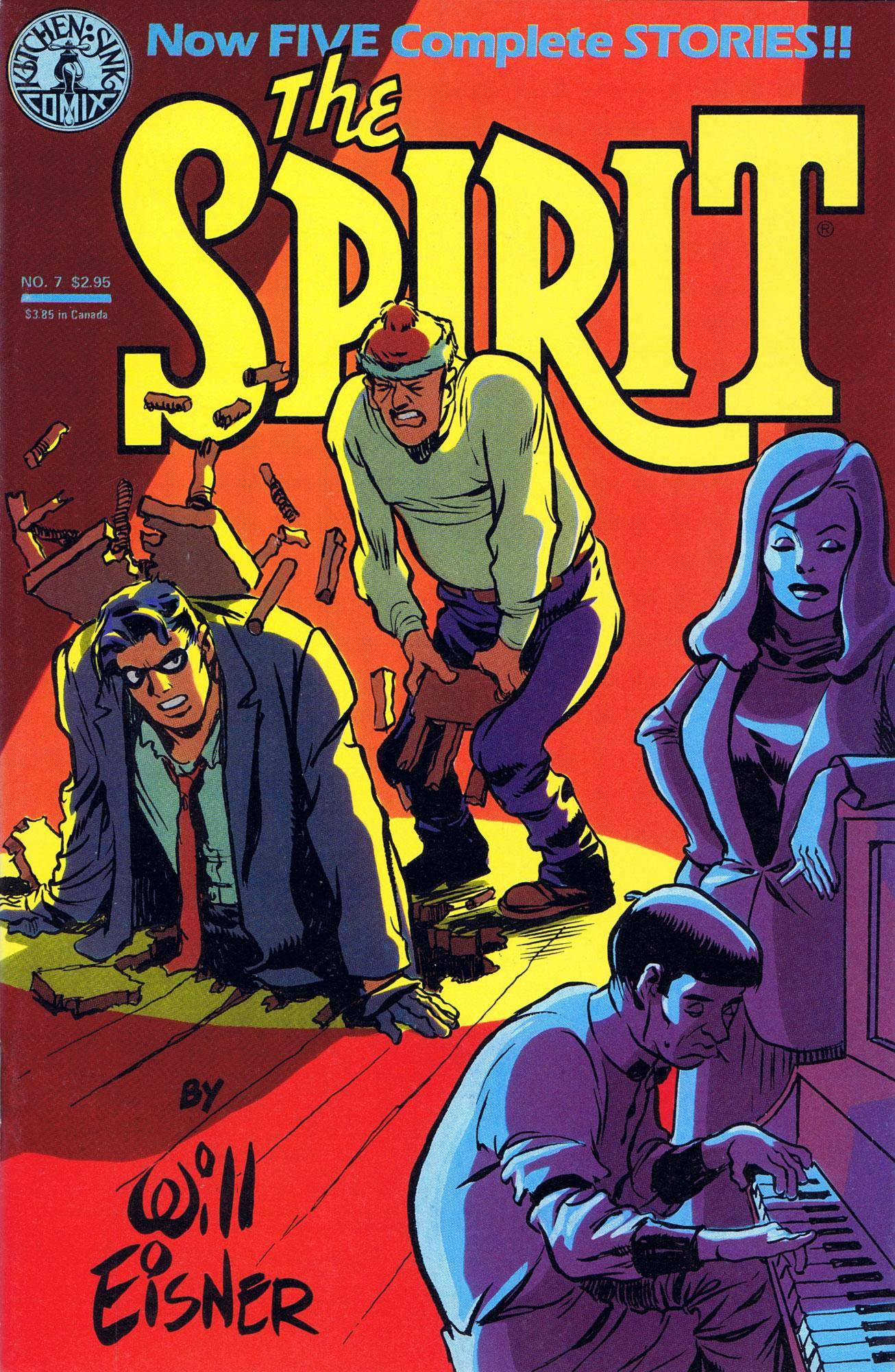 Spirit 1984-10 007 Kitchen Sink CB
