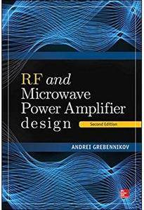 RF and Microwave Power Amplifier Design (2nd edition) [Repost]