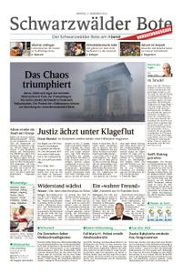 Schwarzwälder Bote Hechingen - 03. Dezember 2018