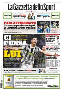 La Gazzetta dello Sport Roma – 31 ottobre 2019