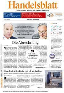 Handelsblatt - 17. Oktober 2016