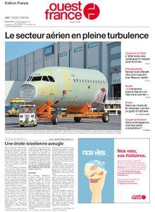 Ouest-France Édition France – 01 juillet 2020