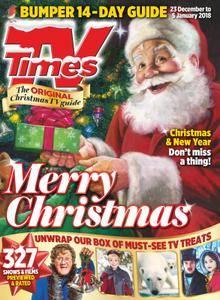 TV Times - 23 December 2017