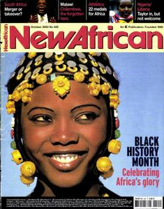 New African - October 2003
