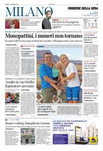 Corriere della Sera Milano – 03 ottobre 2020