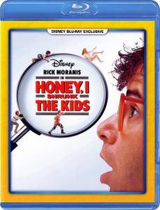 Honey, I Shrunk the Kids (1989)
