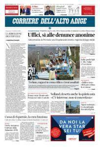 Corriere dell'Alto Adige - 9 Febbraio 2018