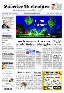 Lübecker Nachrichten Ostholstein Süd - 29. September 2017