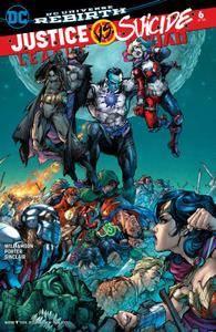Justice League Vs Suicide Squad 06 (2017)