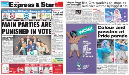 Express and Star City Edition – May 27, 2019