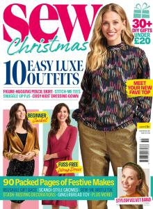 Sew - Issue 155 - Xmas Xpecial 2021