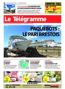 Le Télégramme Landerneau - Lesneven – 03 septembre 2020