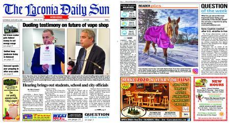 The Laconia Daily Sun – January 04, 2020