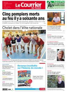 Le Courrier de l'Ouest Cholet – 04 septembre 2019