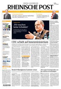 Rheinische Post – 13. November 2018