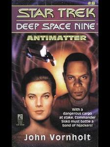«Antimatter» by John Vornholt