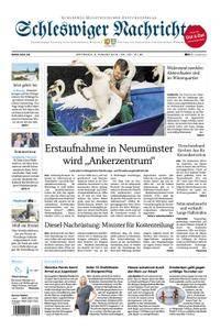 Schleswiger Nachrichten - 08. August 2018