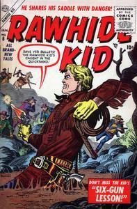 Rawhide Kid v1 006 1956