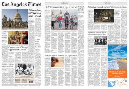 Los Angeles Times – January 15, 2021