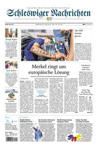 Schleswiger Nachrichten - 25. Juni 2018