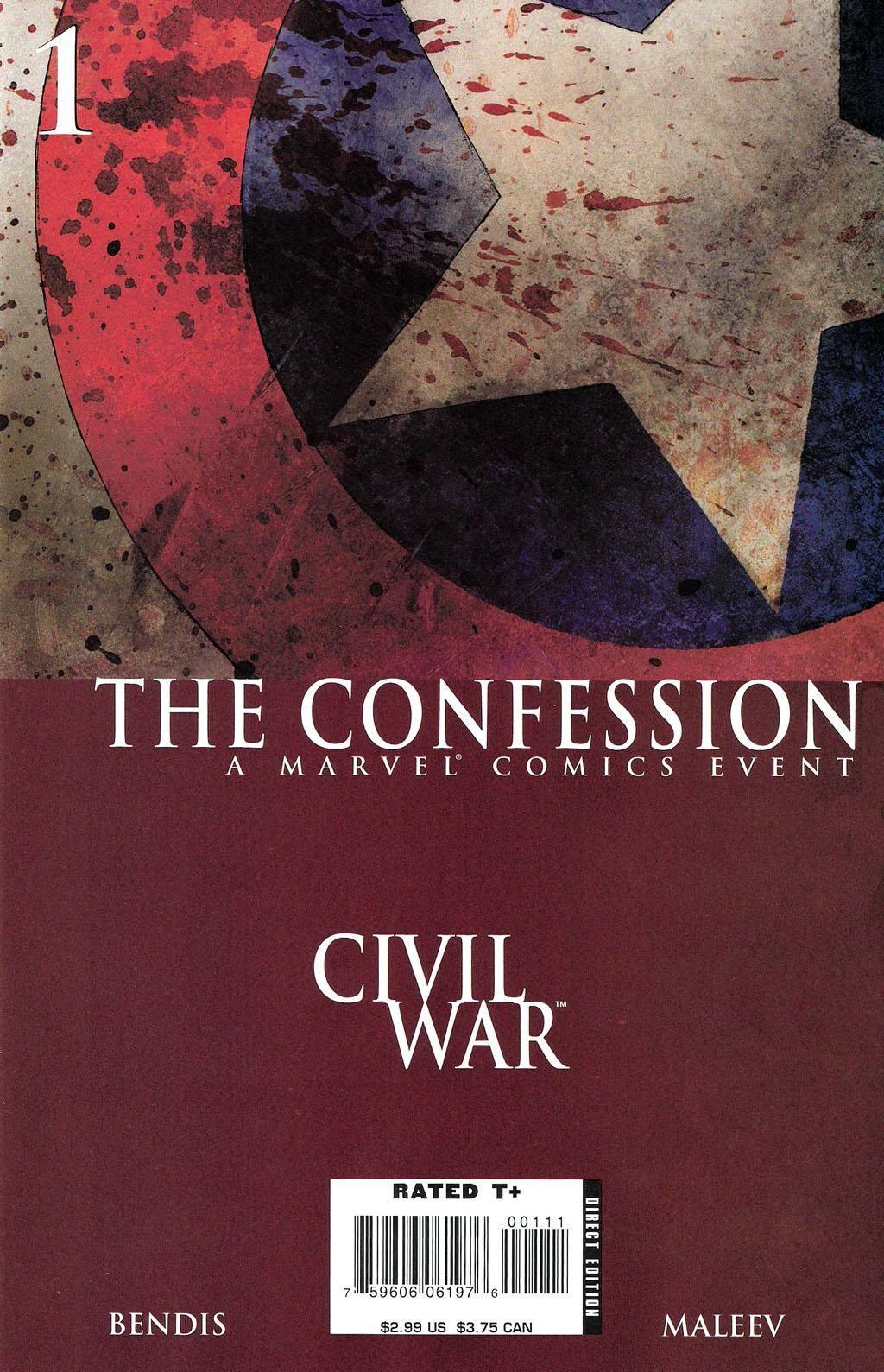Civil War - The Confession