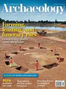 Current Archaeology - Issue 351