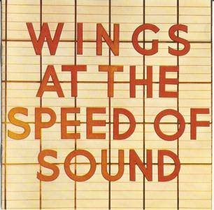 Wings - Wings At The Speed Of Sound (1976) Repost