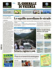 Il Giornale di Vicenza - 24 Giugno 2019