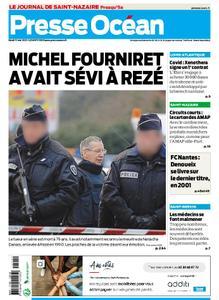 Presse Océan Saint Nazaire Presqu'île – 11 mai 2021