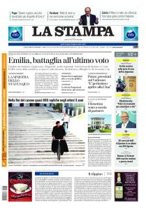 La Stampa Alessandria - 25 Gennaio 2020
