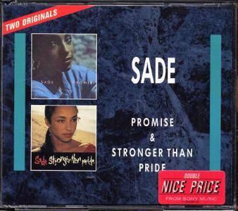 Sade - Promise & Stronger Than Pride (1993) 2CD Set