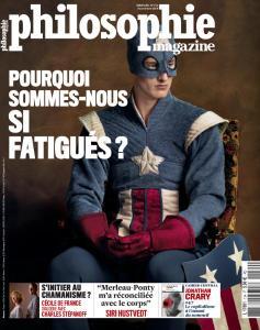 Philosophie Magazine France - Novembre 2019