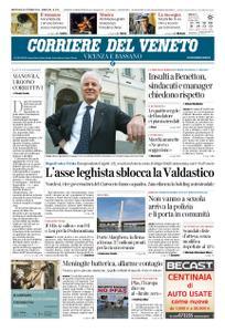 Corriere del Veneto Vicenza e Bassano – 24 ottobre 2018