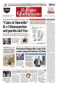 Il Fatto Quotidiano - 09 agosto 2018