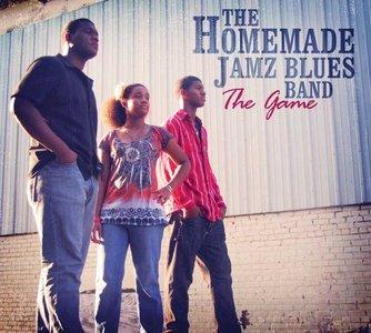 The Homemade Jamz Band - The Game (2010)
