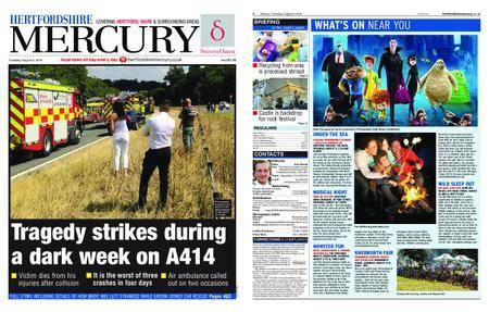 Hertfordshire Mercury – August 09, 2018