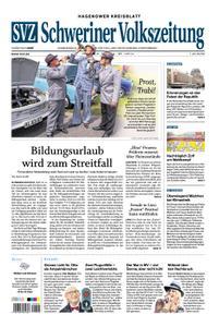 Schweriner Volkszeitung Hagenower Kreisblatt - 31. Mai 2019