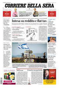 Corriere della Sera - 11 Maggio 2018