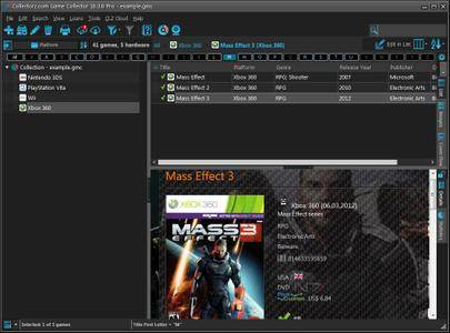 Collectorz.com Game Collector Pro 17.1.2 Multilingual Portable