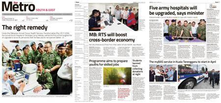 The Star Malaysia - Metro South & East – 25 January 2018