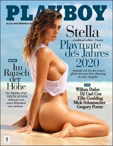 Playboy Germany - August 2020