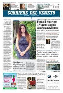 Corriere del Veneto Padova e Rovigo - 18 Luglio 2018