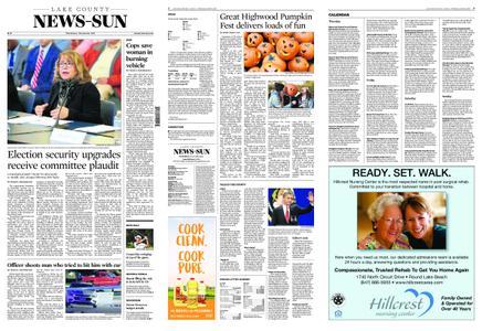 Lake County News-Sun – October 16, 2019