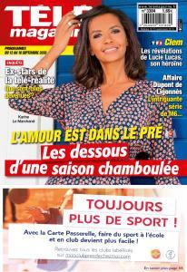 Télé Magazine - 12 Septembre 2020