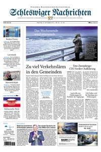 Schleswiger Nachrichten - 27. Oktober 2017